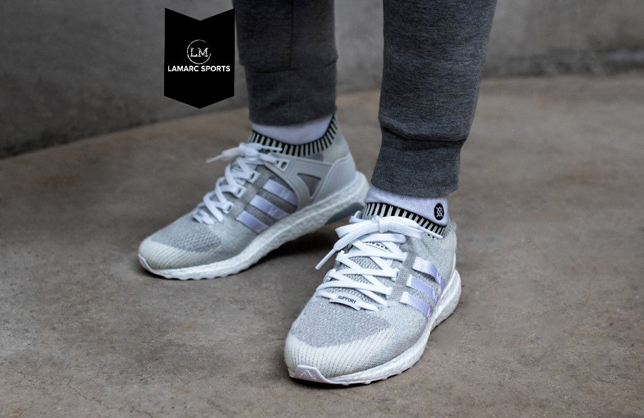 "60a2678223e7 ... adidas Originals EQT Support Ultra Primeknit ""Vintage White"" ..."