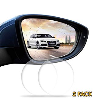 Car Rearview Mirror Rainproof Film Anti-fog Protective Film