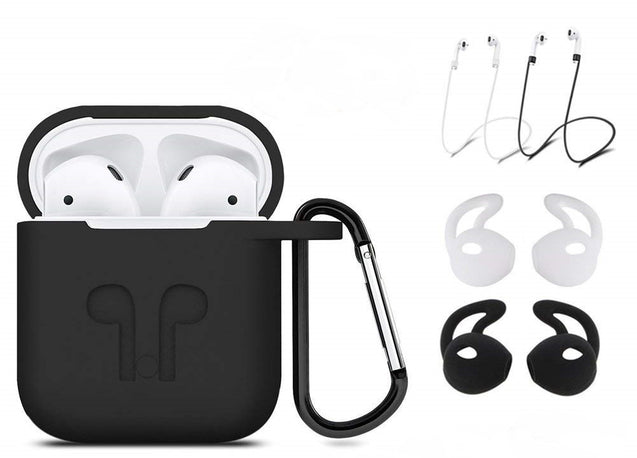 B2 | AirPods Silicone Case - 4x1 Full Protection - B2 Smile