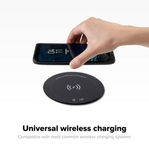 Wireless Fast Charger + B2 Cable Saver - B2 Smile