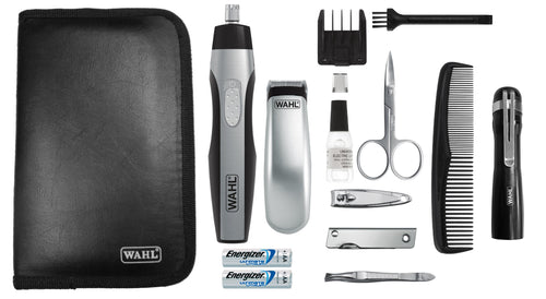 WAHL Lithium Travel Grooming Kit