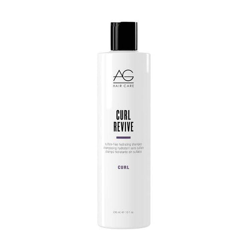 AG Hair CURL REVIVE Sulfate-Free Hydrating Shampoo 296 ml
