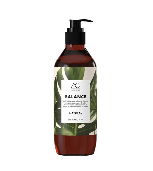 AG Hair Natural Balance Shampoo 388 ML