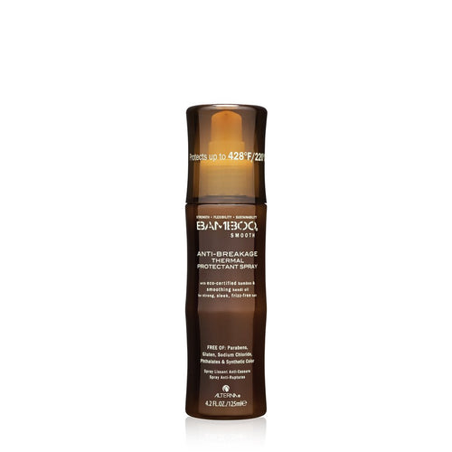 Alterna BAMBOO SMOOTH Anti-Breakage Thermal Protectant Spray 125ml 4.2oz