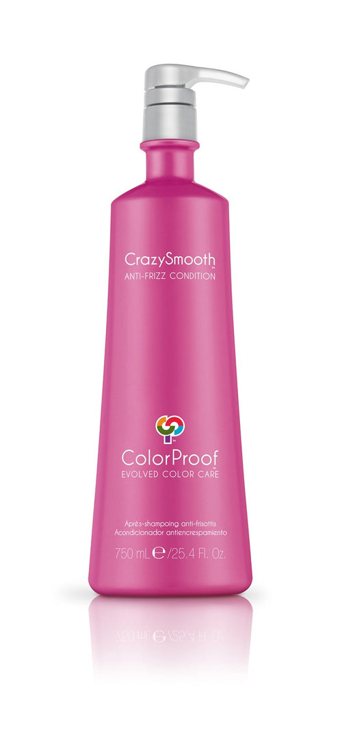 ColorProof CrazySmooth Anti-Frizz Condition 750ml