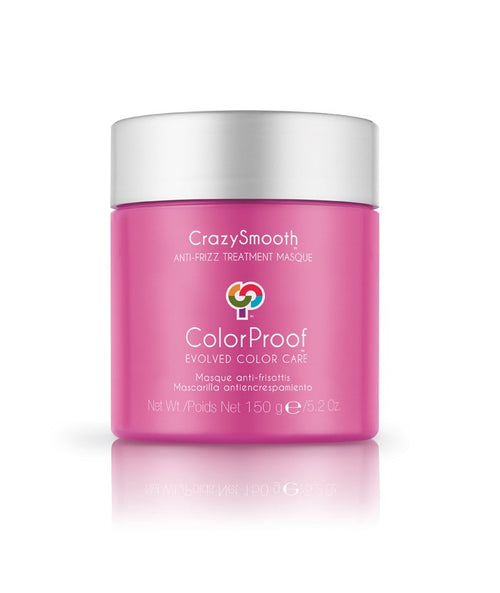 ColorProof CrazySmooth Anti-Frizz Treatment Masque 150ml