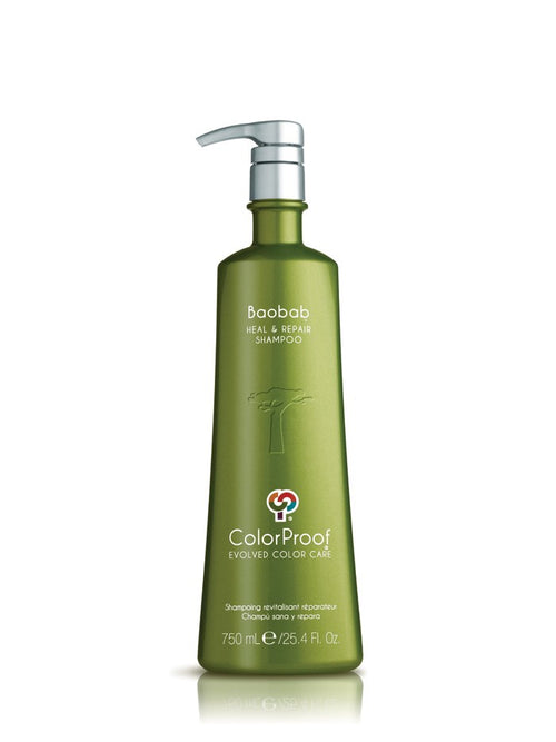 ColorProof Baobab Heal & Repair Shampoo 750ml