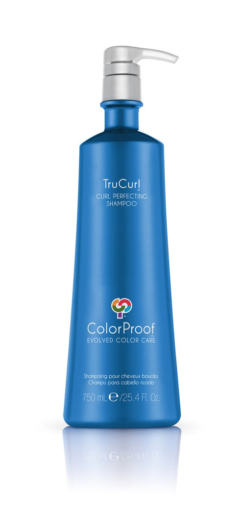 ColorProof TruCurl Curl Perfecting Shampoo 750ml