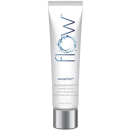 FLOW BOUNDLESS BODY Plumping Lotion 6 OZ