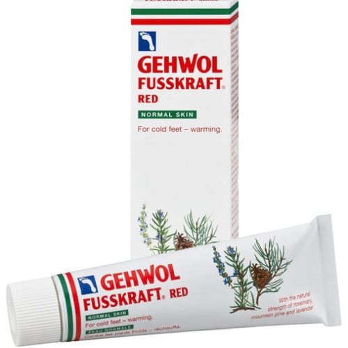 Gewhol Fusskraft Red Normal Skin 75 ML