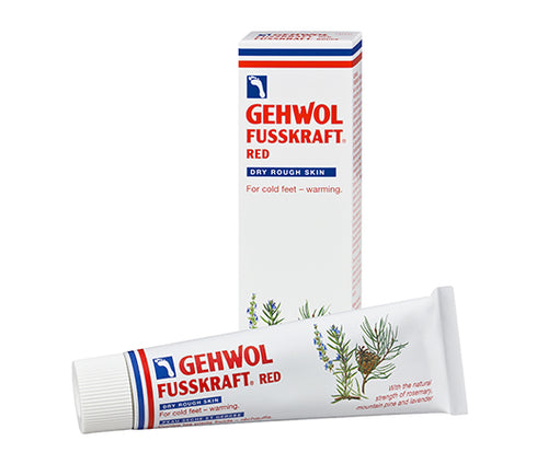 Gehwol Fusskraft Red Dry Rough Skin 75 ML