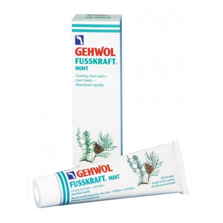 Gehwol Fusskraft Mint 75 ML