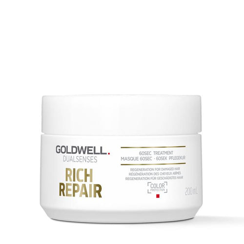 GOLDWELL Rich Repair 60 Sec Treatment 200 ML