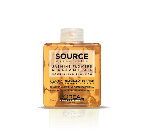 L'Oreal SOURCE ESSENTIELLE Nourishing Shampoo 300 ml