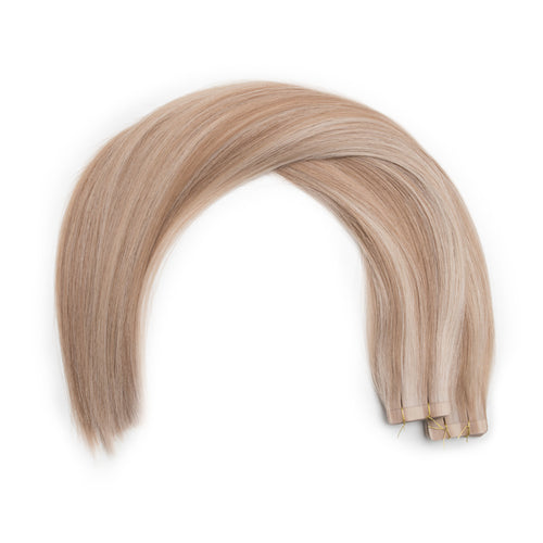 Seamless1 Milkshake Cinnamon Tape In Extensions