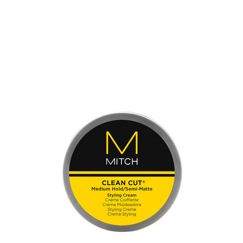 MITCH Clean Cut Styling Hair Cream 3 oz