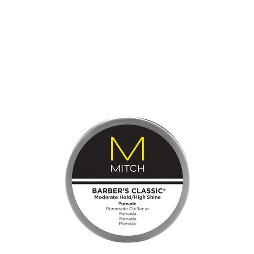 MITCH Barber's Classic Hair Pomade 3 oz