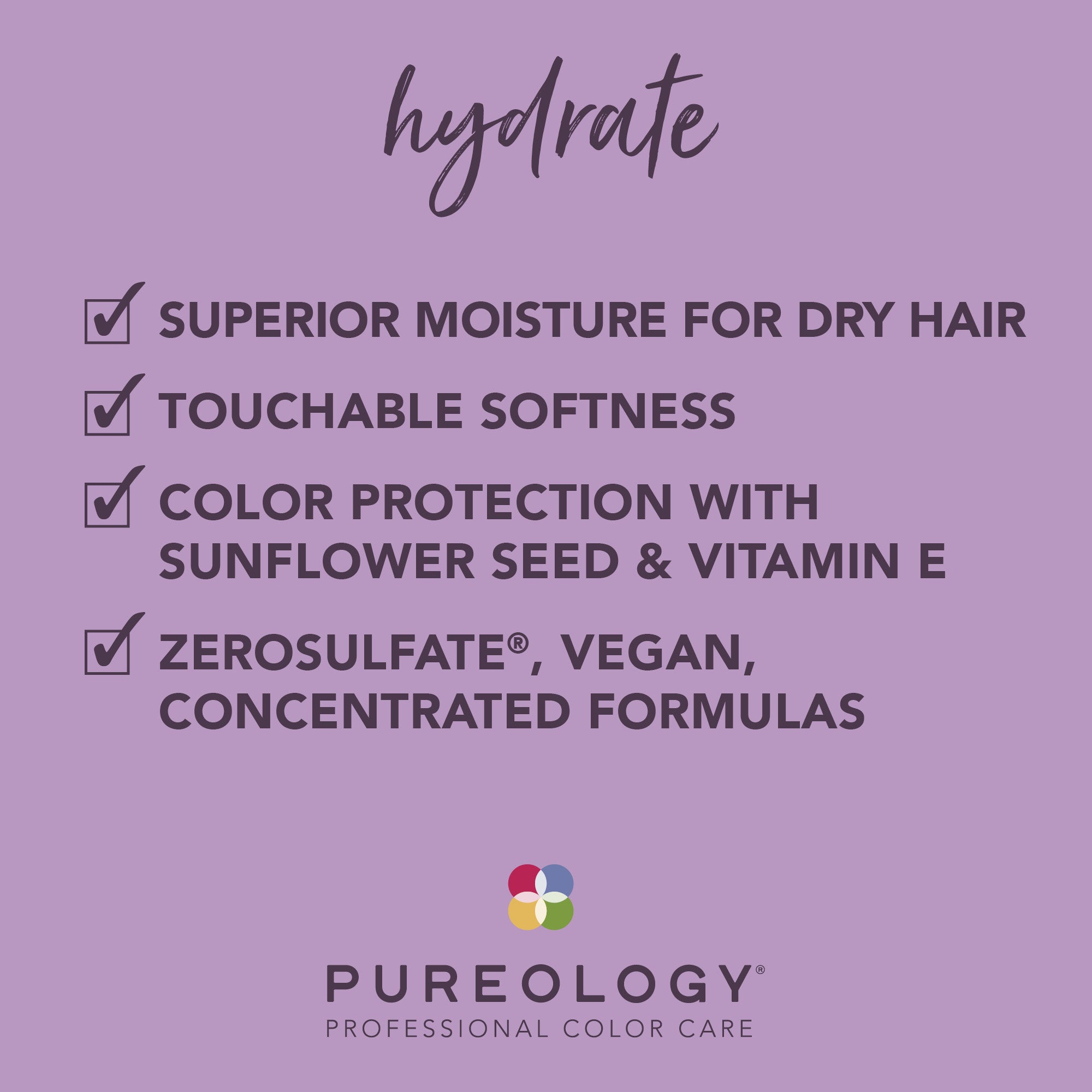 Pureology Hydrate Conditioner 1 LTR