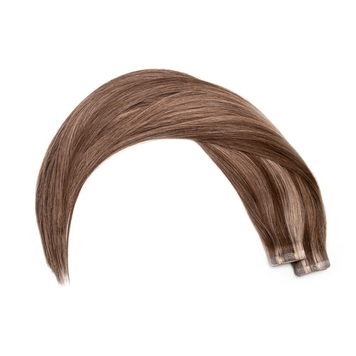 Seamless1 Velvet Mocha Tape In Extensions