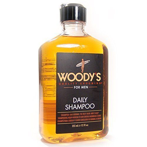 Woody's Daily Shampoo 12 OZ