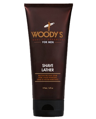 Woody's Shave Lather 6 OZ