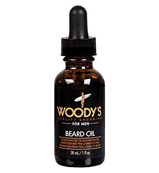 Woody's Beard Oil 1 OZ