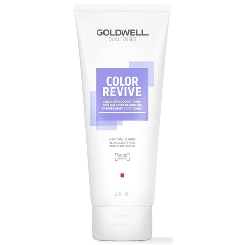 GOLDWELL Color Revive Conditioner Cool Blonde 200 ml