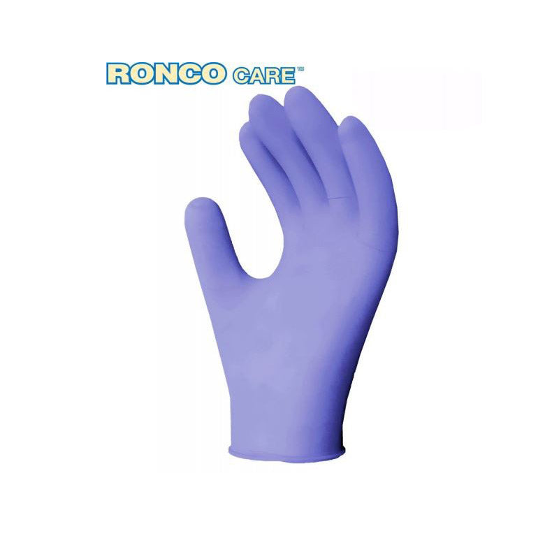 RONCO CARE Nitrile Examination Gloves 200/box