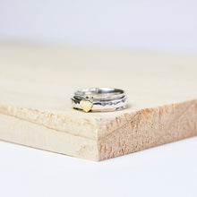 Athena * Meditation Ring * Spinner Ring * Spinning Ring * Anxiety Ring * Worry Ring * Boho Ring * Spin Ring * Prayer Ring * Custom Ring * - Spinning Ring - Songs of Ink and Steel - Jewellery - Bespoke