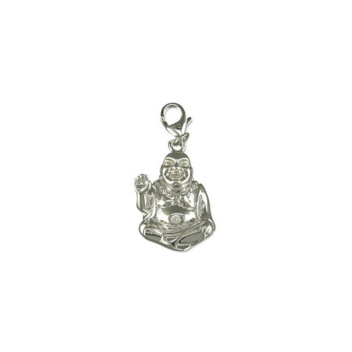 Buddha - Charm - Songs of Ink and Steel - Jewellery - Bespoke