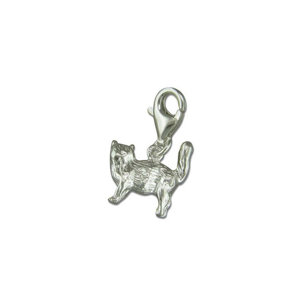 Cat Charm - Charm - Songs of Ink and Steel - Jewellery - Bespoke