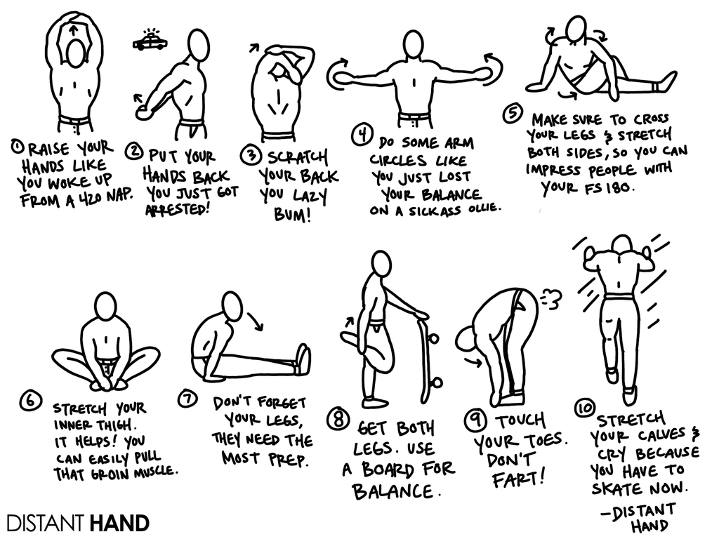 Stretch and Destroy? 5 Reasons to Stretch