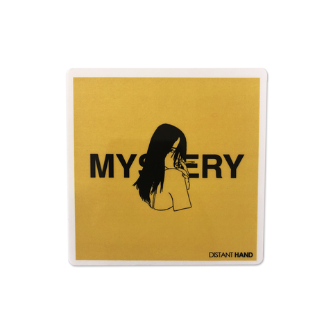 Mysery Sticker