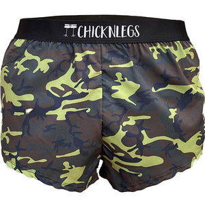 "ChicknLegs Green Camo 2"" Run"
