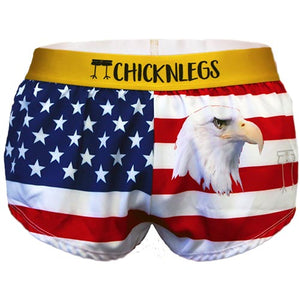 "ChicknLegs USA 1.5"" Run"