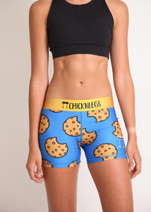 "ChicknLegs Cookies 3"" Run Compression"