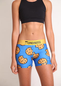 """ChicknLegs Cookies 3"""" Run Compression"""
