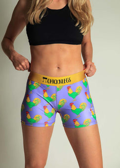 """ChicknLegs Roosters 3"""" Run Compression"""