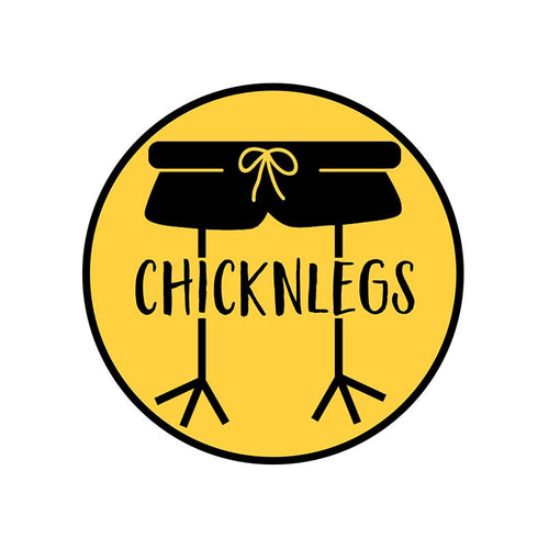 ChicknLegs Vinyl Sticker
