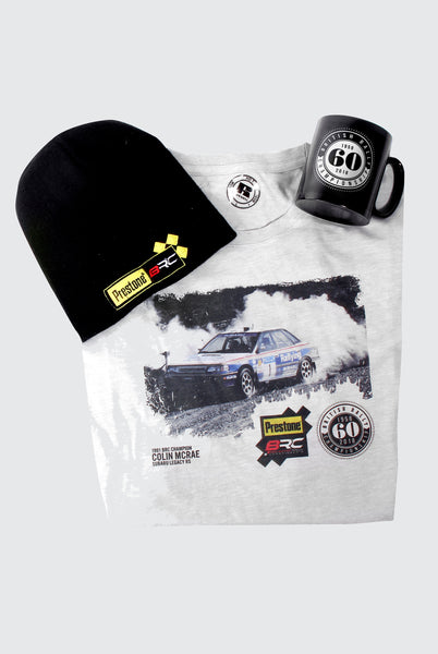 Super Rally Fan Gift Kit