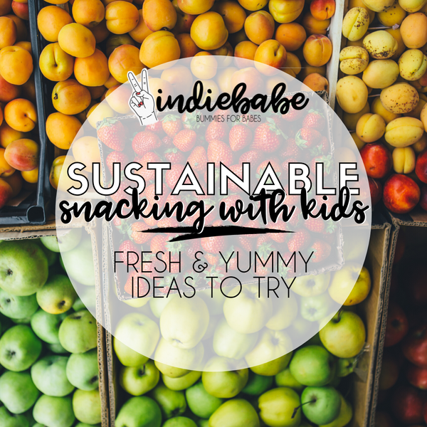 Sustainable Snacking with Kids