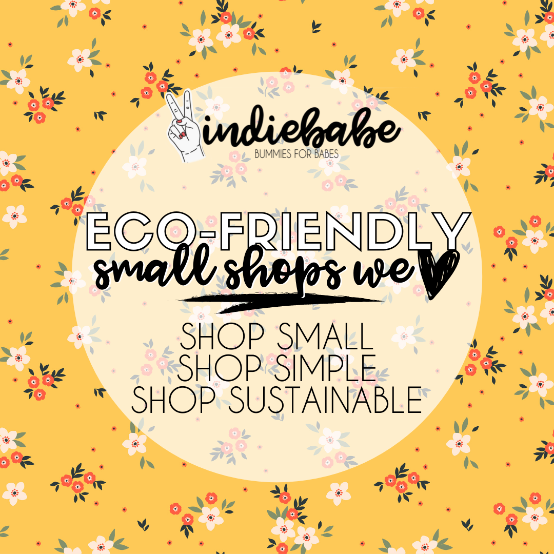 Eco-Friendly Small Shops we LOVE!