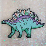 Crystalsaurus Patch