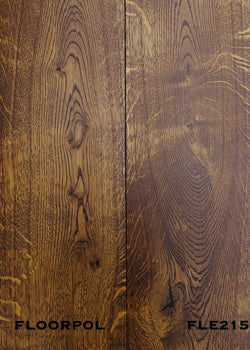 ENGINEERED OAK, RUSTIC GRADE FLE215