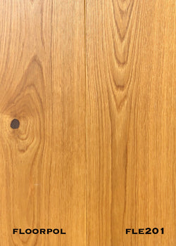 ENGINEERED OAK, RUSTIC GRADE FLE201
