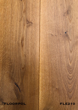 ENGINEERED OAK, RUSTIC GRADE FLE210
