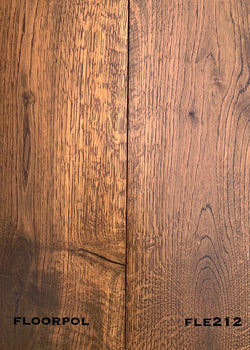 ENGINEERED OAK, RUSTIC GRADE FLE212
