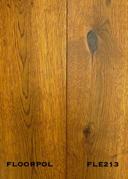 ENGINEERED OAK, RUSTIC GRADE FLE213