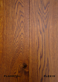 ENGINEERED OAK, RUSTIC GRADE FLE219