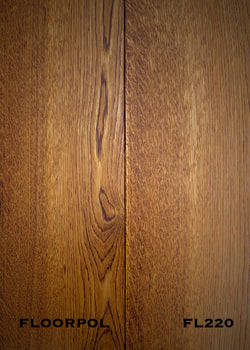 ENGINEERED OAK, RUSTIC GRADE FLE220